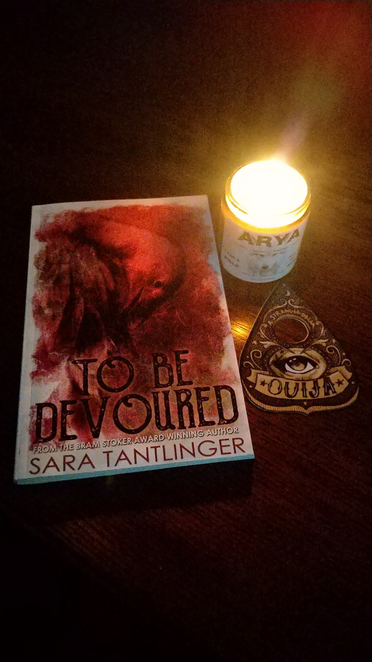 Review: To be Devoured