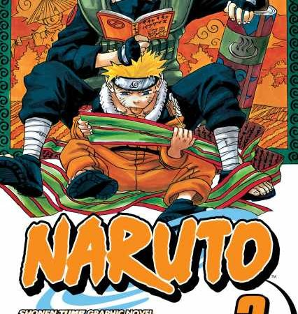 Naruto Graphic Novel 3: Bridge of Courage
