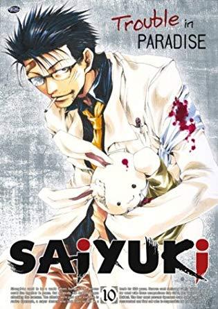 Saiyuki Volume 10: Trouble in Paradise