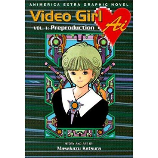 Video Girl Ai Graphic Novel 1: Preproduction