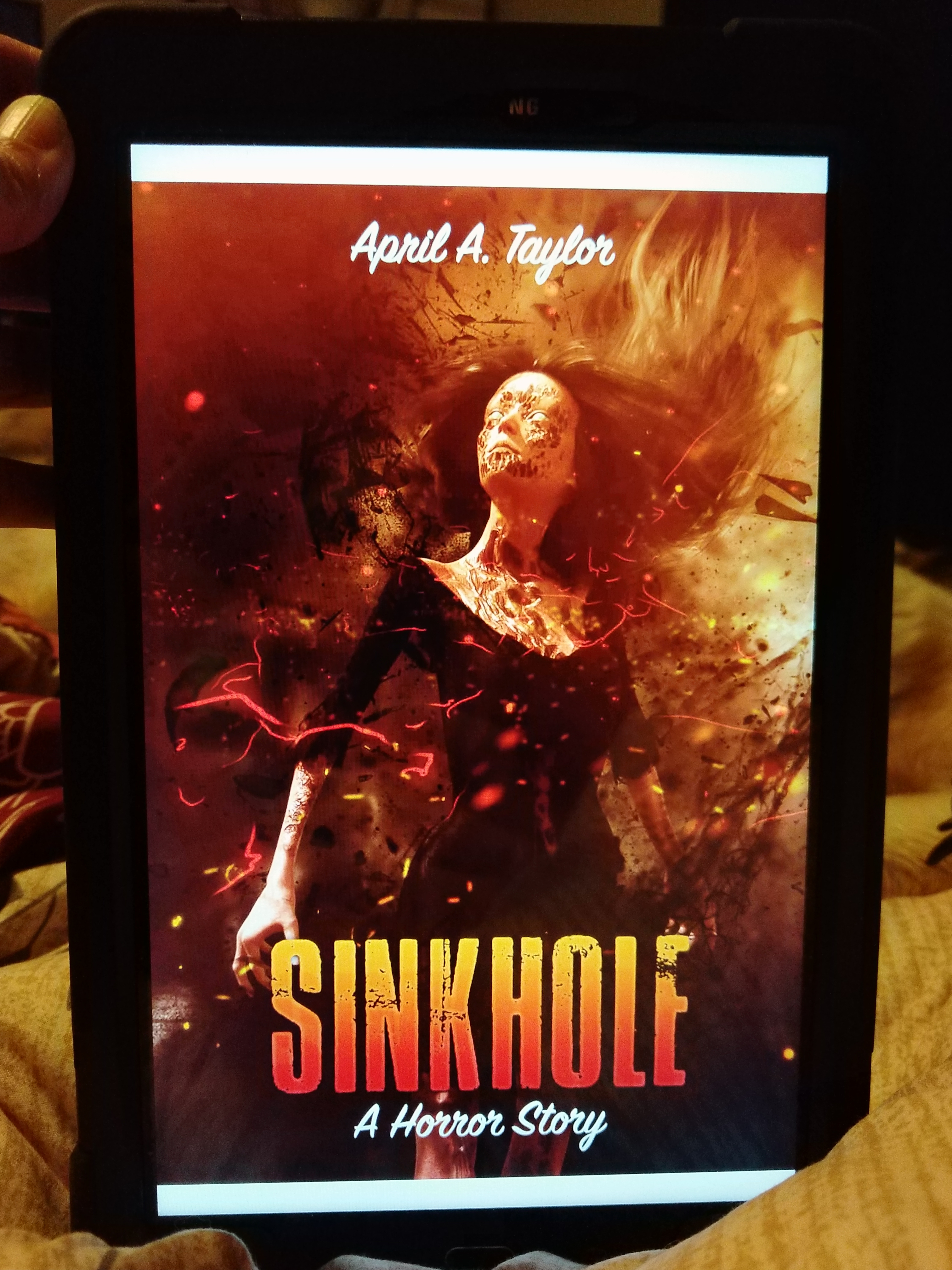 Review: Sinkhole – A horror story