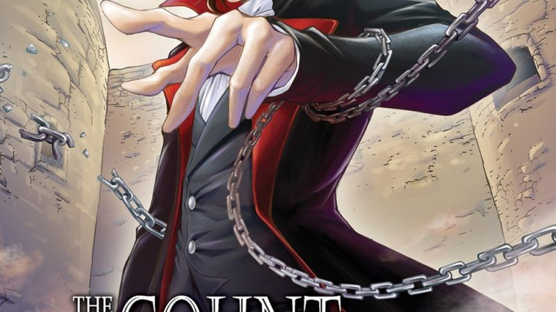 Review: Manga Classics: The Count of Monte Cristo