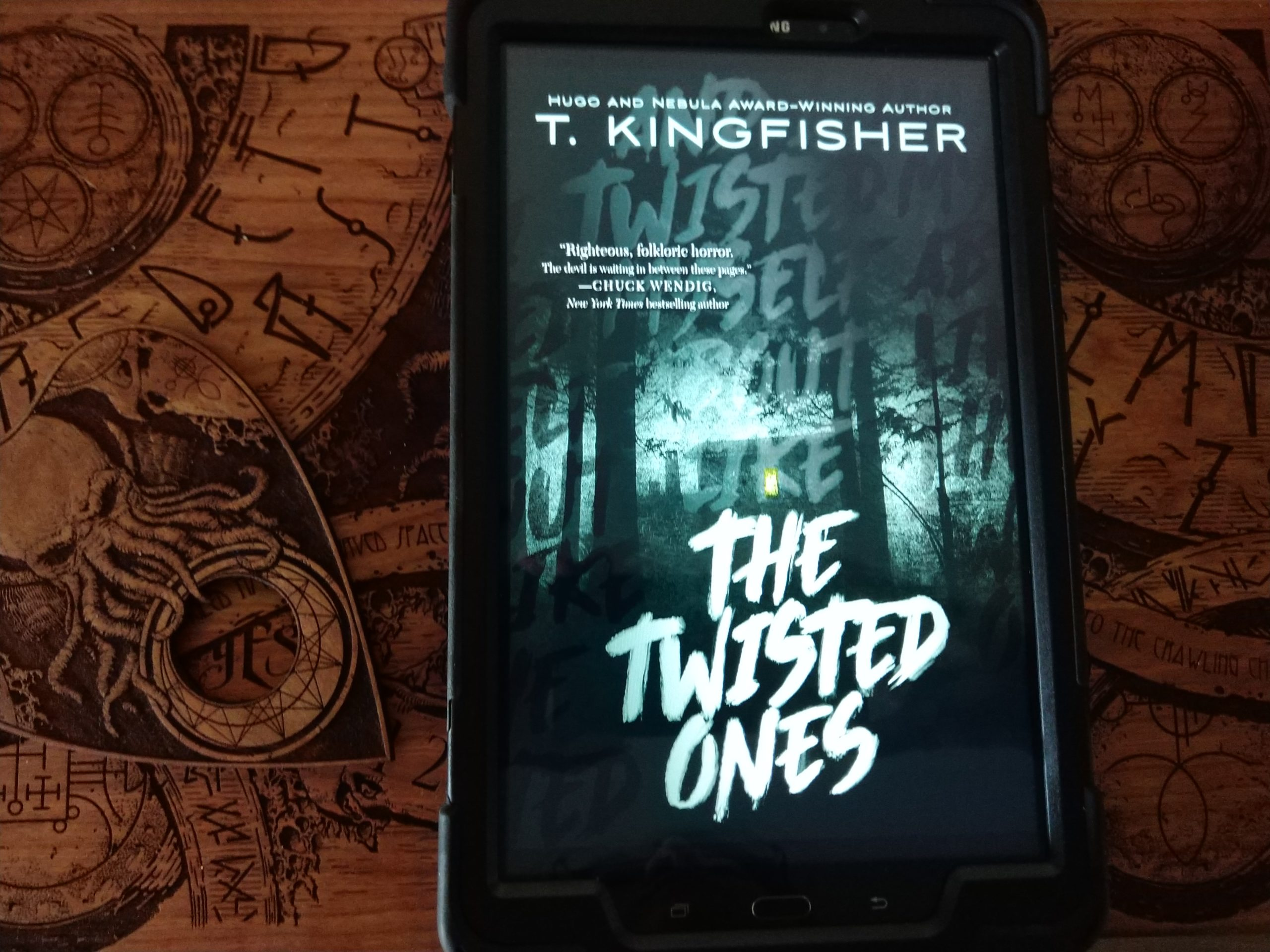 Review: the Twisted Ones