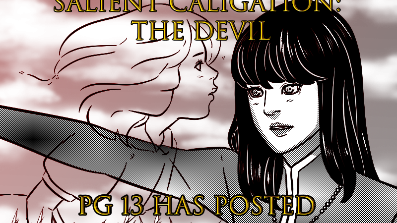 Salient Caligation: The Devil Page 13