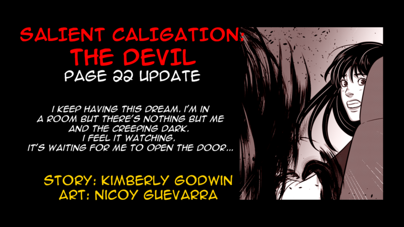The Devil: Page 22 Update!