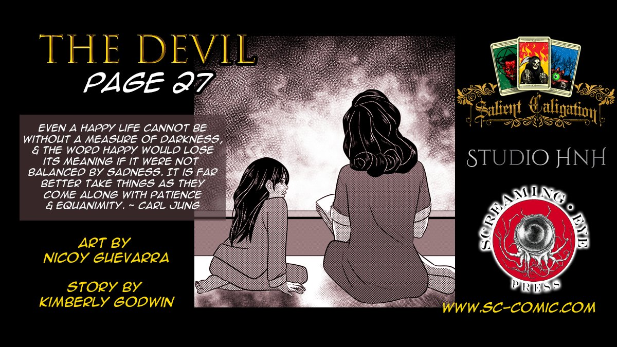 The Devil Pg 27 & Twisted Pulp