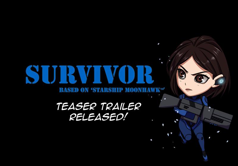 Survivor Movie in Production