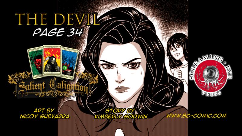 The Devil Pages 34-44